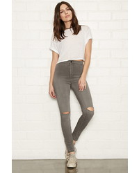 Forever 21 High Rise Super Skinny Jeans