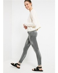 Mango Push Up Uptown Jeans