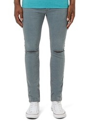Ripped skinny fit jeans medium 915648