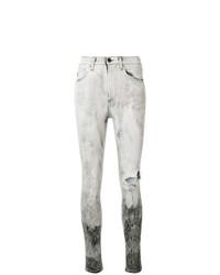 Marcelo Burlon County of Milan Snake Jeans