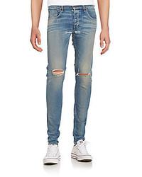 rag & bone Standard Issue Skinny Fit Jeans