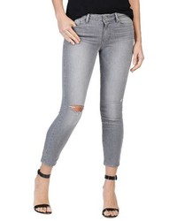 Transcend verdugo ripped crop skinny jeans medium 4014797