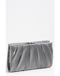 Nina Larry Satin Clutch