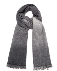 Brunello Cucinelli Dgrad Wool And Cashmere Scarf