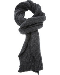 Dolce & Gabbana Cable Knit Scarf