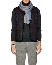 Barneys New York Double Faced Cashmere Scarf