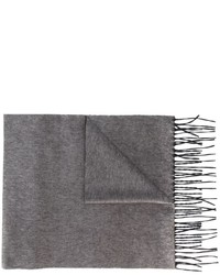 DSQUARED2 Reversible Fringe Trim Scarf