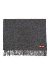 Acne Studios Grey Canada New Scarf
