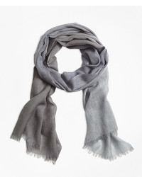 Brooks Brothers Marled Wool Scarf