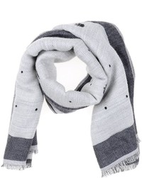HYDROGEN Oblong Scarves