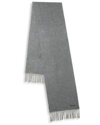 Paul Smith Plain Cashmere Scarf
