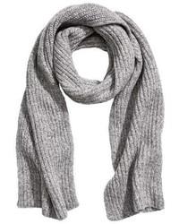 H&M Rib Knit Scarf