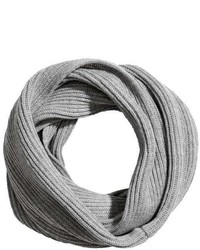 H&M Rib Knit Tube Scarf
