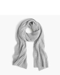 Ribbed scarf in everyday cashmere medium 957246