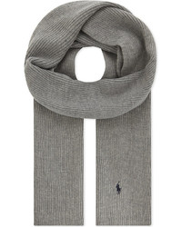 Polo Ralph Lauren Ribbed Wool Scarf