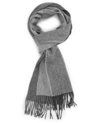 Shop colorblock wool scarf medium 6793322