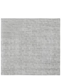 Simonnot Godard Geometric Pattern Cashmere Blend Handkerchief
