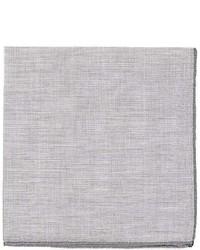 Simonnot Godard Slub Weave Pocket Square