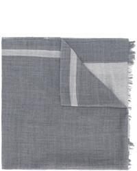 Yohji Yamamoto Striped Scarf