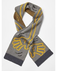 Gap Tickling Arms Knit Scarf