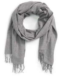 Tissue weight wool cashmere scarf medium 716649