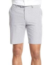 Singer Sargent Cotton Seersucker Shorts