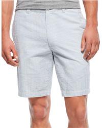 Club Room Striped Seersucker Shorts