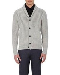 Theory Balfor Cardigan Light Grey Size Xs