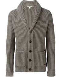 Burberry London Shawl Collar Cardigan