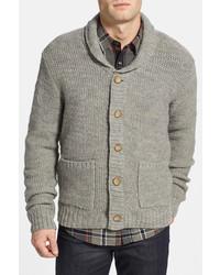 Lucky Brand Shawl Collar Cardigan