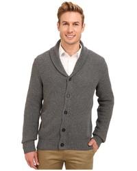 Kenneth Cole Sportswear Ls Shawl Collar Cardigan