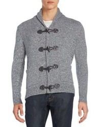 Saks Fifth Avenue Toggle Front Cashmere Cardigan
