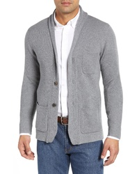 PETER MILLAR COLLECTION Whites Wool Cashmere Cardigan