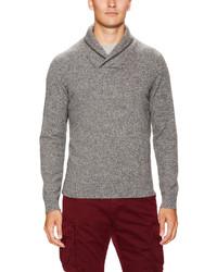 Cashmere Shawl Collar Sweater