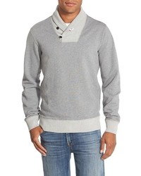 Bonobos French Terry Slim Fit Shawl Collar Pullover