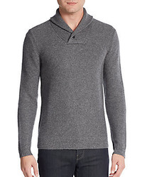 Saks Fifth Avenue Link Stitch Cashmere Sweater