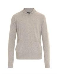 Hanro Shawl Neck Knit Sweater