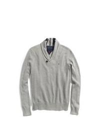 Tommy Hilfiger Shawl Neck Sweater