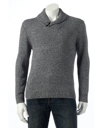 Urban Pipeline Solid Sweater