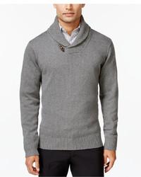 Weatherproof Vintage Shawl Collar Sweater