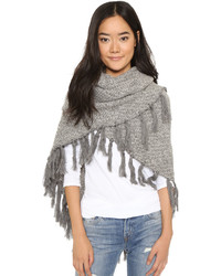Bickley Mitchell Fringe Shawl