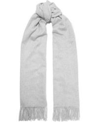 Johnstons of Elgin Fringed Cashmere Stole