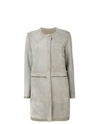 Shearling coat medium 7942462