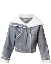 Loewe Oversized Shearling Jacket