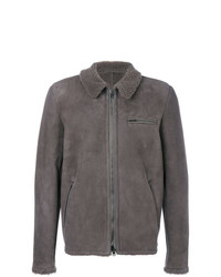 Salvatore Santoro Welt Pockets Zipped Jacket