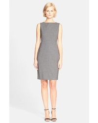 Betty2b stretch wool sheath dress medium 257398