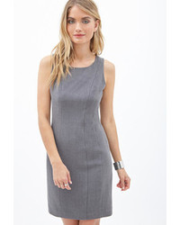 Forever 21 Contemporary Woven Sheath Dress