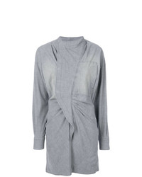 Isabel marant toile gathered dress medium 7694644