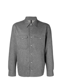 Moncler Buttoned Shirt Jacket