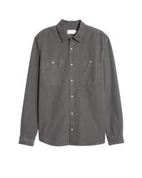 Topman Cotton Overshirt